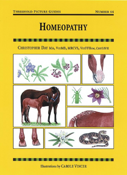 Homeopathy Threshold Picture Guides Book